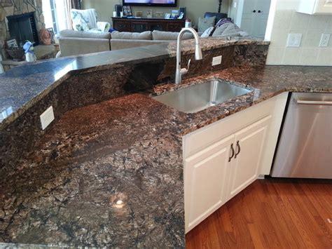 Granite Countertops Michigan Milford Michigan Granite Counter Top