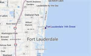 fort lauderdale 14th surf forecast and surf reports