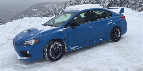subaru winter sure you include this important upgrade on your wrx