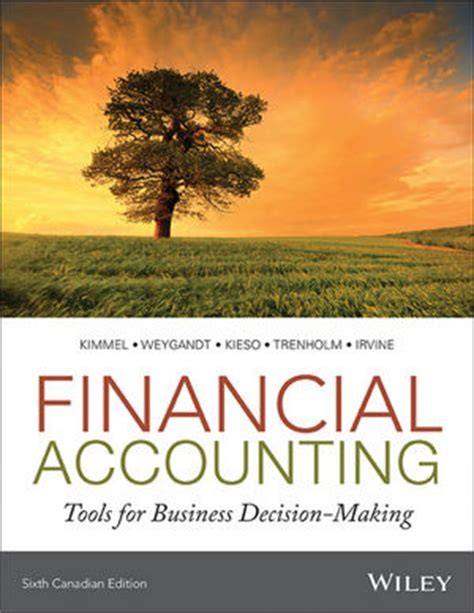 Wiley Financial Accounting Tools For Business Decision
