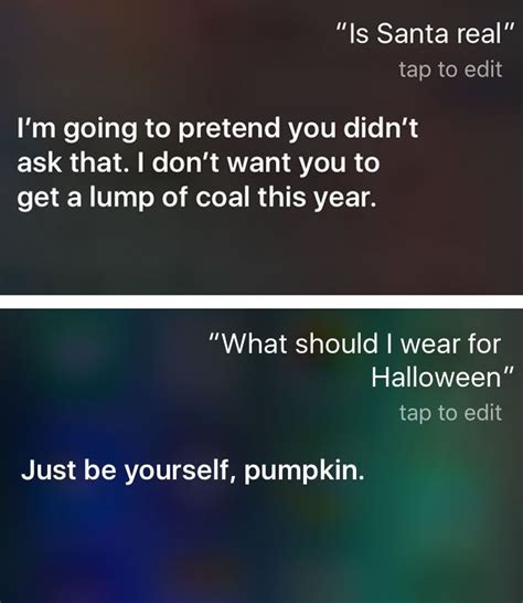 funny things to ask siri macworld uk