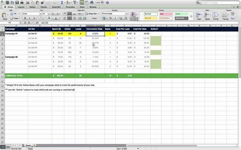 Simple Spreadsheet For Mac by Simple Accounts Spreadsheet Template Free Simple