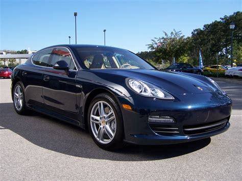 blue porsche panamera porsche panamera in midnight blue luxury cars