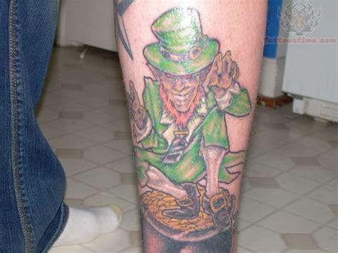 leprechaun tattoos leprechaun images designs