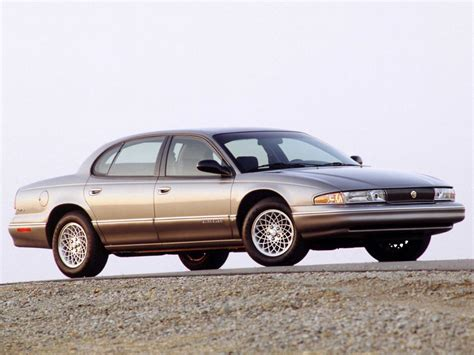 chrysler lhs chrysler lhs technical specifications and fuel economy