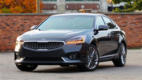 kia k7 review kia cadenza 2017 carplace