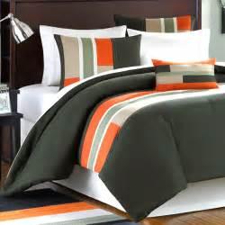 Mizone Pipeline Twin XL Comforter Set Olive Green   FREE SHIPPING