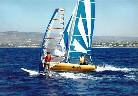 sailing boat for sale cyprus learn to sail with latchi watersports centre cyprus