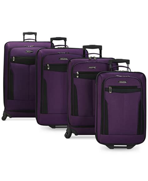 Travel Select Segovia 4 Piece Spinner Luggage Set, Only at