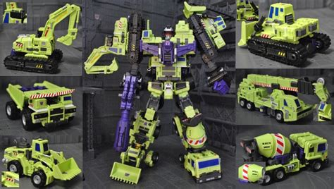 Toys R Us Transformers Sweepstakes - devastator transformers havoc toy gen discussion comic vine