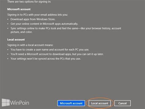 membuat power point windows 8 cara membuat akun offline di windows 8 1 winpoin