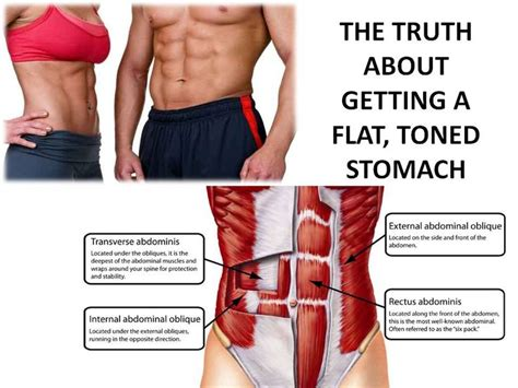 forget sit ups and complex ab exercises to get a flat toned stomach the secret is a layer of