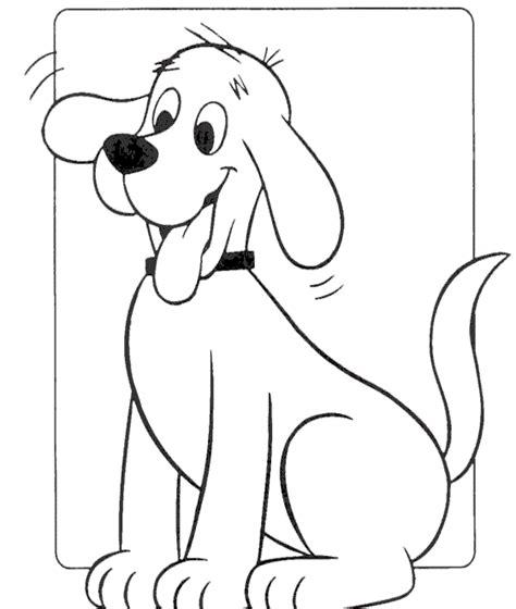 imagenes para dibujar un perro dibujos de perros para colorear