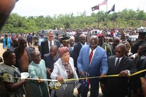 11th Judicial Circuit Search President Weah Dedicates 11th Judicial Circuit Court In Bomi