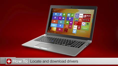 toshiba how to updated drivers and software for your toshiba laptop