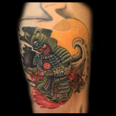 seppuku tattoo seppuku by webb tattoonow