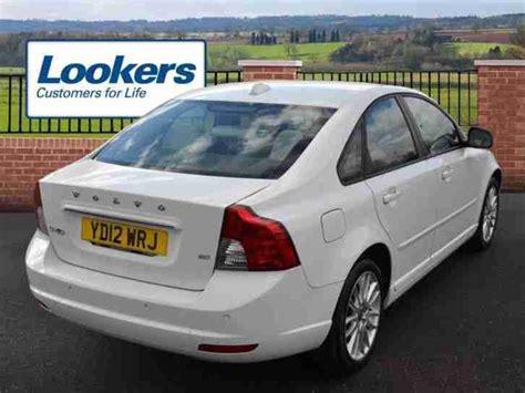 volvo    se lux edition dr petrol white manual car  sale