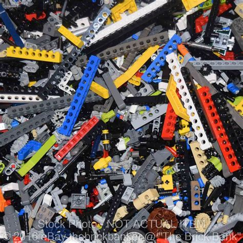 lego technic pieces lego 10 000 lb 4 535 9 kg of technic mindstorms bulk lot