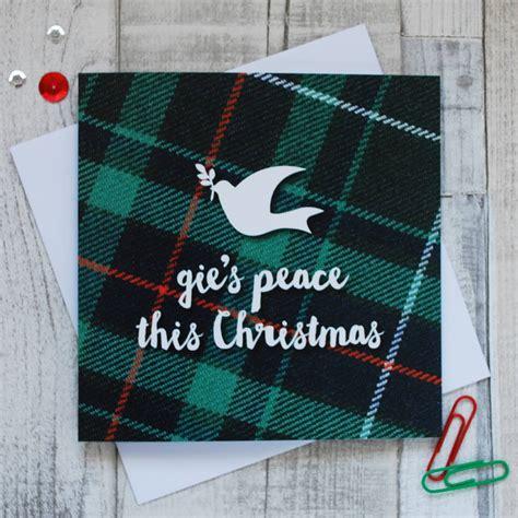 Scottish christmas cards m4hsunfo