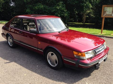 saab 900 t16s quot ruby edition quot on ebay