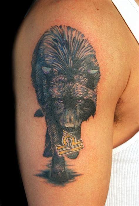 black diamond tattoo va dark wolf tattoo by marvin silva tattoonow