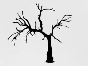 Tree Stencil Template by Saraccino Tree Stencil
