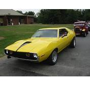 1971 AMC Javelin  Pictures CarGurus