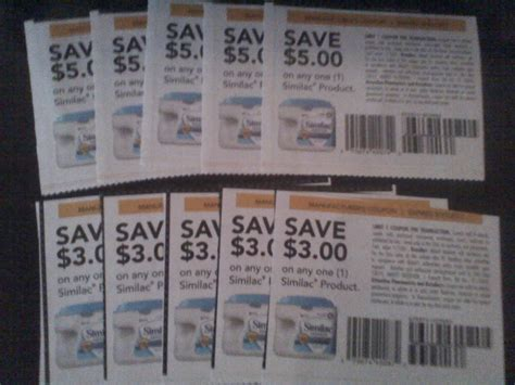 Www Similac Com Giveaway - giveaway 5 5 off similac coupons 3 3 off similac coupons super coupon lady