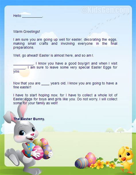easter bunny letter personalized easter bunny letters for