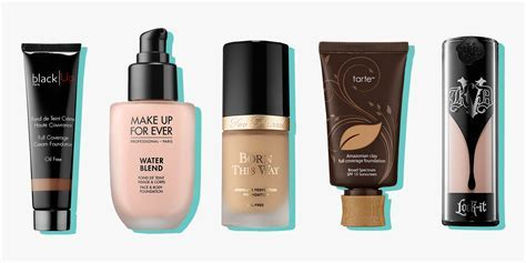10 Best Foundations for Dry Skin in 2018   Hydrating