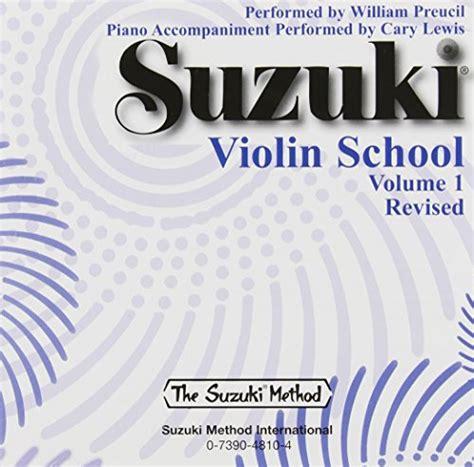 Suzuki Violin School Volume 1 Olivep6840 Just Launched On Usa Marketplace Pulse