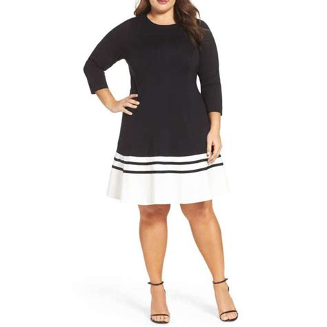 Finding Plus Size With Style And Fit by 10 Best Plus And Curve Wear To Work Dresses Rank Style