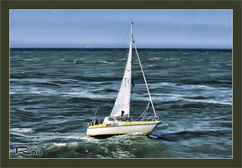 zeilboot op zee zeilboot en zee beregoede combinatie oostendse gazette