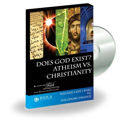 600 atheism vs theism debates craig vs drange does god exist atheism vs christianity