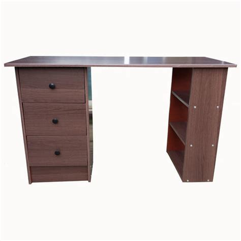 Buy Office Desk Uk 3 Drawer Computer Desk Home Office Table Workstation Desks Cybercheckout Co Uk Buy