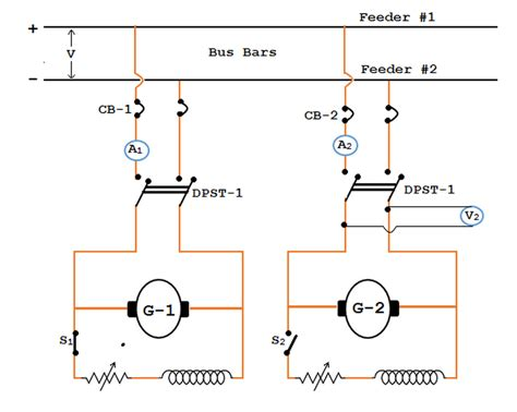 parallel operation  shunt generators electricaleasycom