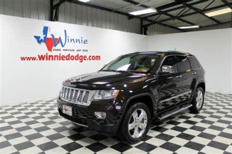 Winnie Chrysler Dodge Jeep Ram Buy Used 4wd Overland Summit Hemi Dvd Air Ride Suspension