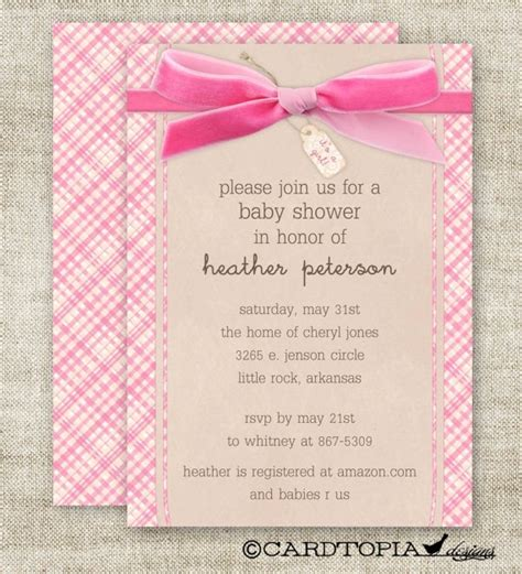 Do It Yourself Baby Shower Invitations by Do It Yourself Baby Shower Invitations Template Resume