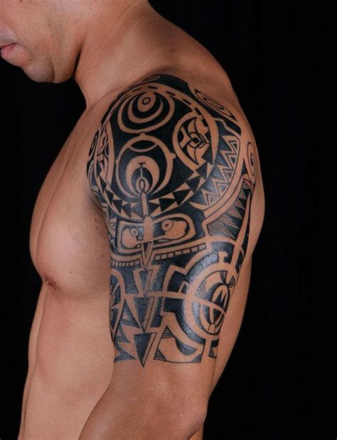 unique shoulder tattoos for men 17 best ideas about mens shoulder on