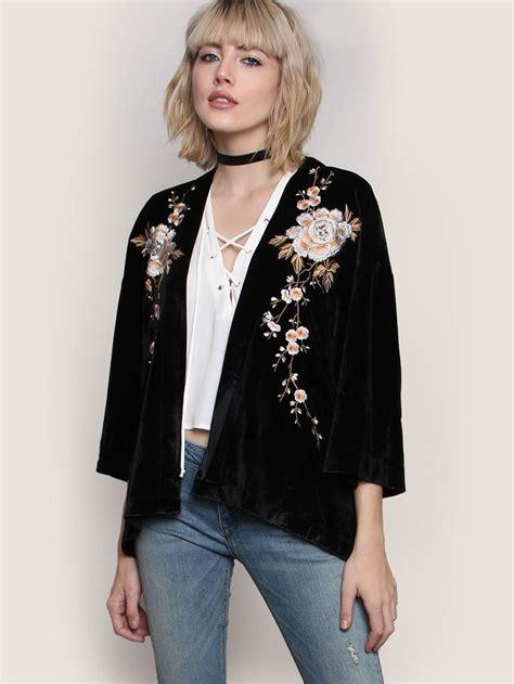 Embroidered Jacket best 25 embroidered jacket ideas on