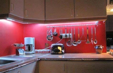 bandeau led cuisine 233 clairage cuisine bandeau led