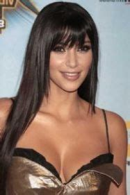 blunt cut anhled towrds face 1000 images about hair ideas on pinterest bangs medium