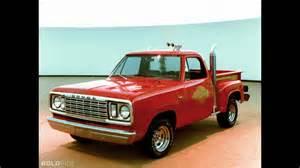 Dodge Express Dodge Lil Express