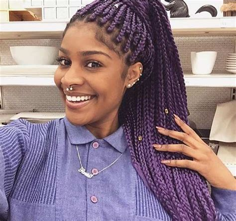 light brown poetic justice braids 51 hot poetic justice braids styles page 2 of 5 stayglam
