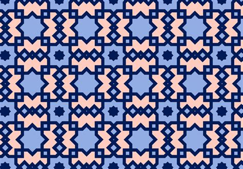 pattern square vector square arabic pattern vector download free vector art
