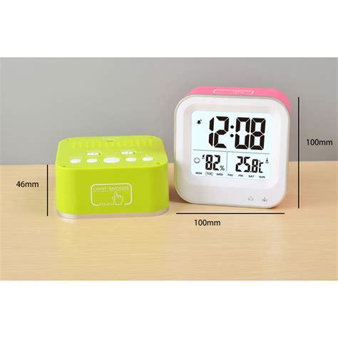 Timer Masak Dapur 5 Color Digital Alarm Minimalis Time Machine jam digital alarm thermometer dan hygrometer jp9909 blue jakartanotebook