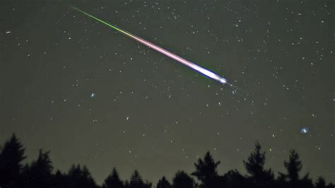 your sky tonight potentially dazzling meteor shower for
