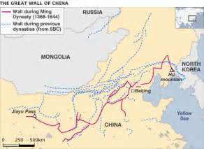Great Wall Of China Map by Pin Map Great Wall Of China On Pinterest