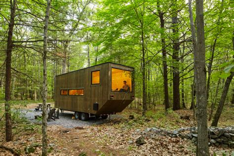 Tiny House Hotel Near Me by Getaway A Service That Rents Tiny Houses In The Woods To