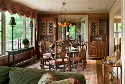 lake house dining room ideas cozy lake house with a fabulous screened porch